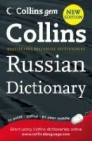 Harper Collins UK COLLINS GEM RUSSIAN DICTIONARY - COLLINS cena od 134 Kč