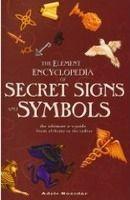 Harper Collins UK ELEMENTARY ENCYCLOPEDIA OF SECRET SIGNS AND SYMOBLS - NOZEDA... cena od 388 Kč