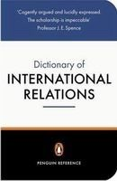 Penguin Group UK THE PENGUIN DICTIONARY OF INTERNATIONAL RELATIONS - EVANS, G... cena od 388 Kč