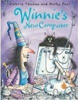 OUP ED WINNIE´S NEW COMPUTER + AUDIO CD PACK - PAUL, K., THOMAS, V. cena od 176 Kč