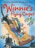 OUP ED WINNIE´S FLYING CARPET - PAUL, K., THOMAS, V. cena od 154 Kč