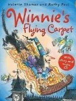 OUP ED WINNIE´S FLYING CARPET + AUDIO CD PACK - PAUL, K., THOMAS, V... cena od 193 Kč