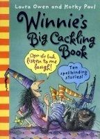 OUP ED WINNIE´S BIG CACKLING BOOK - OWEN, L., PAUL, K. cena od 315 Kč