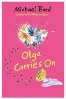 OUP ED OLGA CARRIES ON - BOND, M. cena od 144 Kč