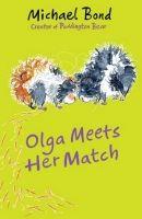OUP ED OLGA MEETS HER MATCH - BOND, M. cena od 144 Kč