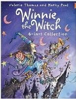 OUP ED WINNIE THE WITCH (6-in-1 Collection) - PAUL, K., THOMAS, V. cena od 0 Kč