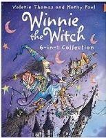 OUP ED WINNIE THE WITCH (6-in-1 Collection) - PAUL, K., THOMAS, V. cena od 0 Kč