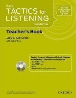 OUP ELT BASIC TACTICS FOR LISTENING Third Edition TEACHER´S BOOK WIT... cena od 753 Kč
