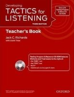OUP ELT DEVELOPING TACTICS FOR LISTENING Third Edition TEACHER´S BOO... cena od 717 Kč