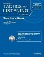 OUP ELT EXPANDING TACTICS FOR LISTENING Third Edition TEACHER´S BOOK... cena od 717 Kč