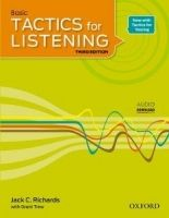 OUP ELT BASIC TACTICS FOR LISTENING Third Edition STUDENT´S BOOK - R... cena od 459 Kč