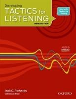OUP ELT DEVELOPING TACTICS FOR LISTENING Third Edition STUDENT´S BOO... cena od 436 Kč