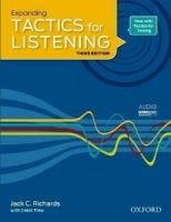 OUP ELT EXPANDING TACTICS FOR LISTENING Third Edition STUDENT´S BOOK... cena od 192 Kč