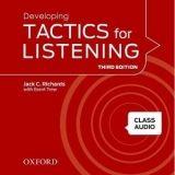 OUP ELT DEVELOPING TACTICS FOR LISTENING Third Edition CLASS AUDIO C... cena od 836 Kč