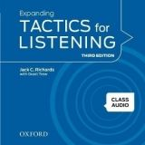 OUP ELT EXPANDING TACTICS FOR LISTENING Third Edition CLASS AUDIO CD... cena od 836 Kč