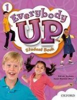 OUP ELT EVERYBODY UP 1 STUDENT´S BOOK - BANMAN SILECI, S., JACKSON, ... cena od 384 Kč