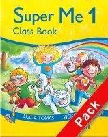 OUP ELT SUPER ME 1 RESOURCE PACK - TEACHER´S BOOK AND STORY BOOKS A ... cena od 406 Kč