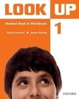 OUP ELT LOOK UP 1 STUDENT´S PACK (Student´s Book + Workbook with Mul... cena od 337 Kč