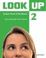 OUP ELT LOOK UP 2 STUDENT´S PACK (Student´s Book + Workbook with Mul... cena od 354 Kč