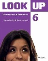 OUP ELT LOOK UP 6 STUDENT´S PACK (Student´s Book + Workbook with Mul... cena od 337 Kč