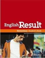 XXL obrazek OUP ELT ENGLISH RESULT ELEMENTARY STUDENT´S BOOK + DVD PACK - HANCOC...