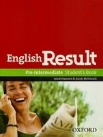XXL obrazek OUP ELT ENGLISH RESULT PRE-INTERMEDIATE STUDENT´S BOOK + DVD PACK - ...