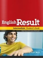 XXL obrazek OUP ELT ENGLISH RESULT INTERMEDIATE STUDENT´S BOOK + DVD PACK - HANC...