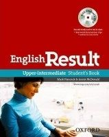 OUP ELT ENGLISH RESULT UPPER INTERMEDIATE STUDENT´S BOOK + DVD PACK ... cena od 447 Kč