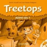 OUP ELT TREETOPS 1 CLASS AUDIO CDs /2/ - DODGSON, L., HOWELL, S., KE... cena od 418 Kč