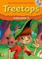 OUP ELT TREETOPS 1 CLASS BOOK PACK - DODGSON, L., HOWELL, S., KESTER cena od 261 Kč