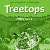 OUP ELT TREETOPS 2 CLASS AUDIO CDs /2/ - DODGSON, L., HOWELL, S., KE... cena od 418 Kč
