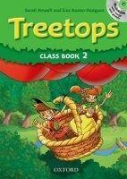 OUP ELT TREETOPS 2 CLASS BOOK PACK - DODGSON, L., HOWELL, S., KESTER cena od 271 Kč