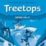OUP ELT TREETOPS 3 CLASS AUDIO CDs /2/ - DODGSON, L., HOWELL, S., KE... cena od 439 Kč