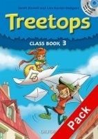 OUP ELT TREETOPS 3 CLASS BOOK PACK - DODGSON, L., HOWELL, S., KESTER cena od 261 Kč