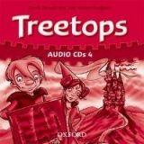 OUP ELT TREETOPS 4 CLASS AUDIO CDs /2/ - DODGSON, L., HOWELL, S., KE... cena od 439 Kč