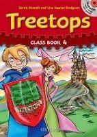 OUP ELT TREETOPS 4 CLASS BOOK PACK - DODGSON, L., HOWELL, S., KESTER cena od 275 Kč
