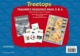 OUP ELT TREETOPS 3-4 TEACHER´S RESOURCE PACK - DODGSON, L., HOWELL, ... cena od 359 Kč
