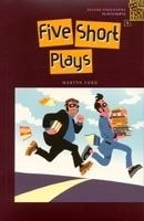 OUP ELT OXFORD BOOKWORMS PLAYSCRIPTS 1 FIVE SHORT PLAYS - FORD, M. cena od 56 Kč