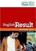 OUP ELT ENGLISH RESULT ELEMENTARY iTOOLS TEACHER´S PACK - HANCOCK, P... cena od 2336 Kč