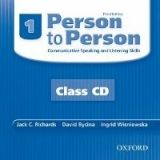 OUP ELT PERSON TO PERSON 3rd Edition 1 AUDIO CD - BYCINA, D., RICHAR... cena od 439 Kč