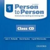 OUP ELT PERSON TO PERSON 3rd Edition 1 AUDIO CD - BYCINA, D., RICHAR... cena od 418 Kč