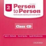 OUP ELT PERSON TO PERSON 3rd Edition 2 AUDIO CD - BYCINA, D., RICHAR... cena od 439 Kč