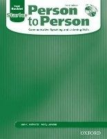 OUP ELT PERSON TO PERSON 3rd Edition STARTER TEST BOOKLET + CD - BYC... cena od 249 Kč