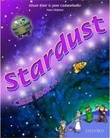 OUP ELT STARDUST 4 CLASS BOOK - BLAIR, A., CADWALLADER, J. cena od 303 Kč