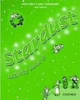OUP ELT STARDUST 5 ACTIVITY BOOK - BLAIR, A., CADWALLADER, J. cena od 194 Kč