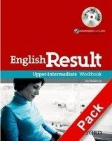OUP ELT ENGLISH RESULT UPPER INTERMEDIATE WORKBOOK WITH KEY + MULTIR... cena od 241 Kč