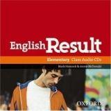 OUP ELT ENGLISH RESULT ELEMENTARY CLASS AUDIO CDs /2/ - HANCOCK, P.,... cena od 418 Kč