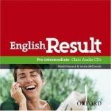OUP ELT ENGLISH RESULT PRE-INTERMEDIATE CLASS AUDIO CDs /2/ - HANCOC... cena od 439 Kč