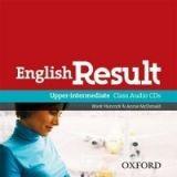 OUP ELT ENGLISH RESULT UPPER INTERMEDIATE CLASS AUDIO CDs /2/ - HANC... cena od 418 Kč