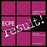 XXL obrazek OUP ELT ECPE RESULT! CLASS AUDIO CD - MAY, P.